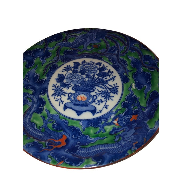 Chinese Antique Early Chinese Plate For Sale - Image 3 of 7