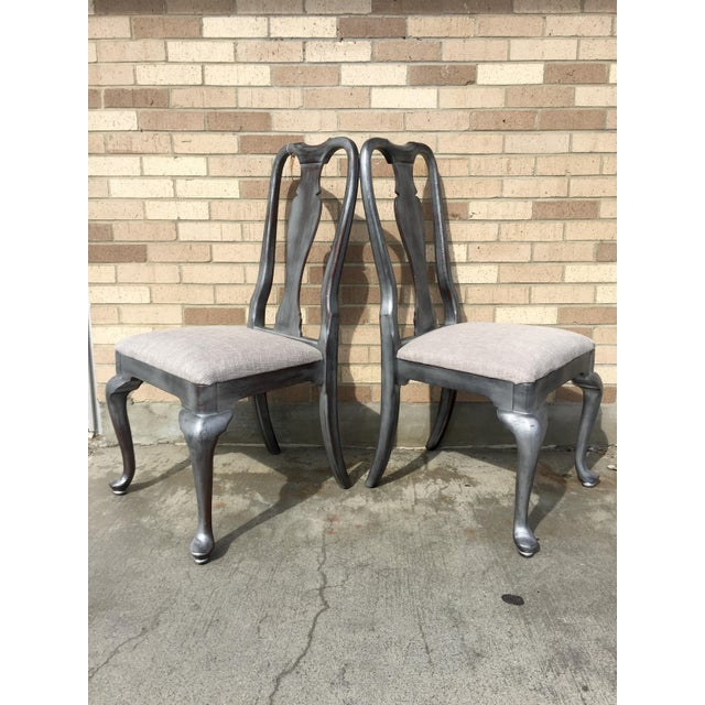 French Chairs - Pair - Image 2 of 4