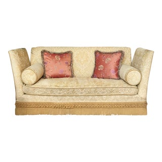 Knole Custom Down Filled Sofa For Sale