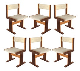 Image of Danish Dining Chairs
