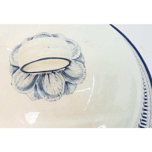 Ceramic Large Wedgewood Serving Platter For Sale - Image 7 of 10