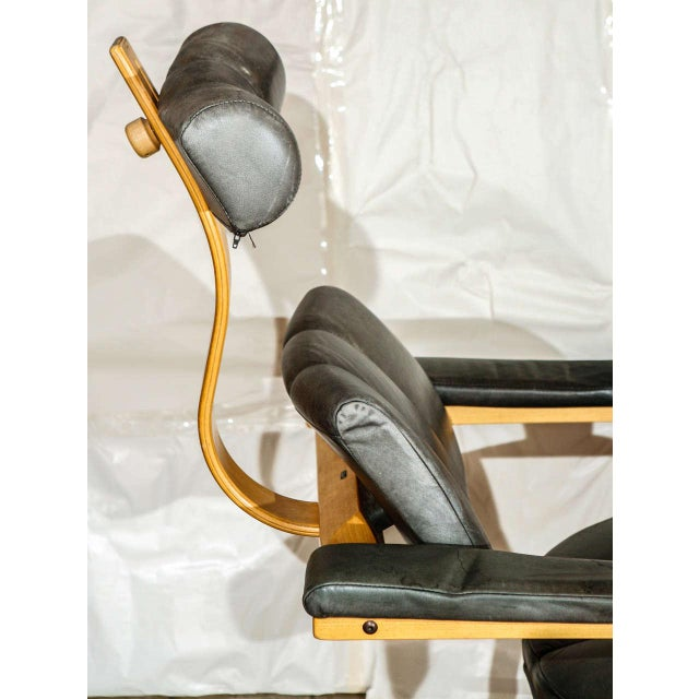 Wood Stokke Rocking Chair For Sale - Image 7 of 10