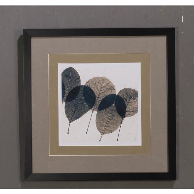 Sarreid LTD Transparent Leaf Giclee Print - Image 2 of 4