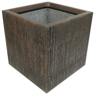 Square Planter by Forms & Surfaces For Sale