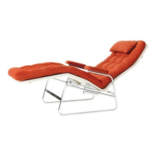 Sam Larsson 'Fenix' Reclining Lounge Chair by DUX