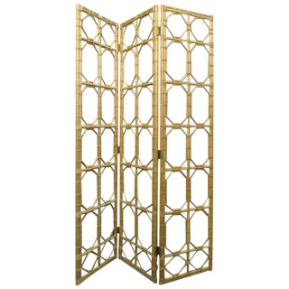 Antique & Designer Mirror Screens and Room Dividers | DECASO