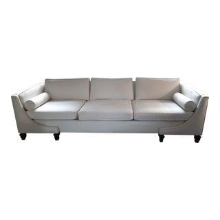 Custom Mid Century Sofa For Sale