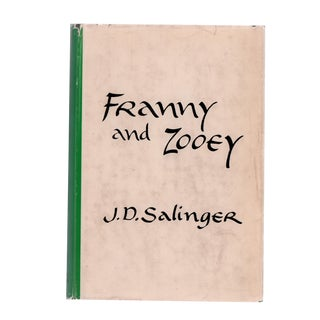 "1961 ""Franny and Zooey"" Collectible Book For Sale"