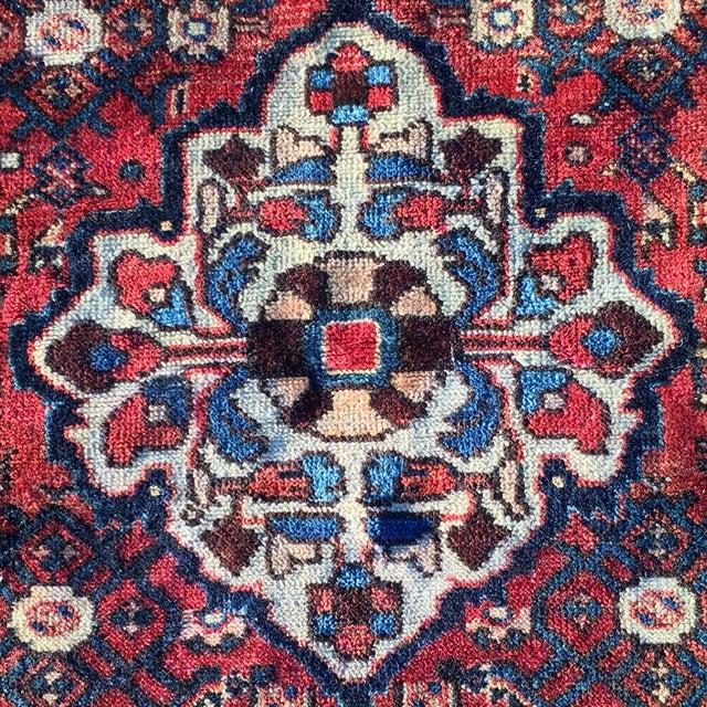 Hoseinabad Persian Rug - 3′ × 5′1″ - Image 8 of 10