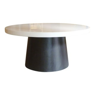 Conical Dining Table Base For Sale