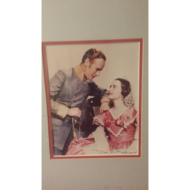 """Olivia De Havilland Signed """"Gone With The Wind"""" Photograph - Image 4 of 7"""