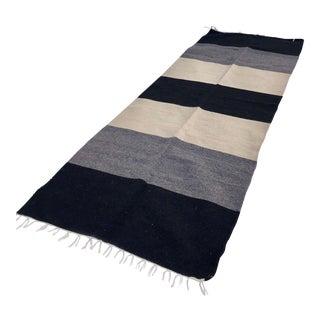 Handwoven Turkish Wool Runner/Rug For Sale