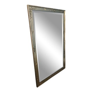 Vintage Labarge Gilt Mirror For Sale