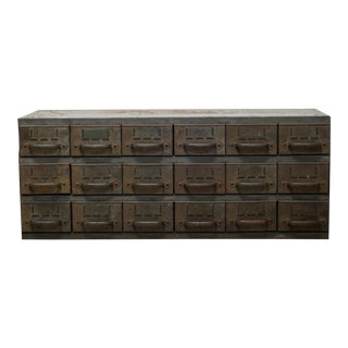 Mulit-Drawer Machinist Tool Chest C.1930 For Sale