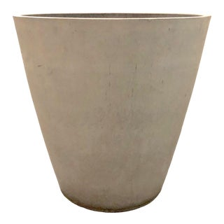 Restoration Hardware Modern Planters - 6 Available For Sale