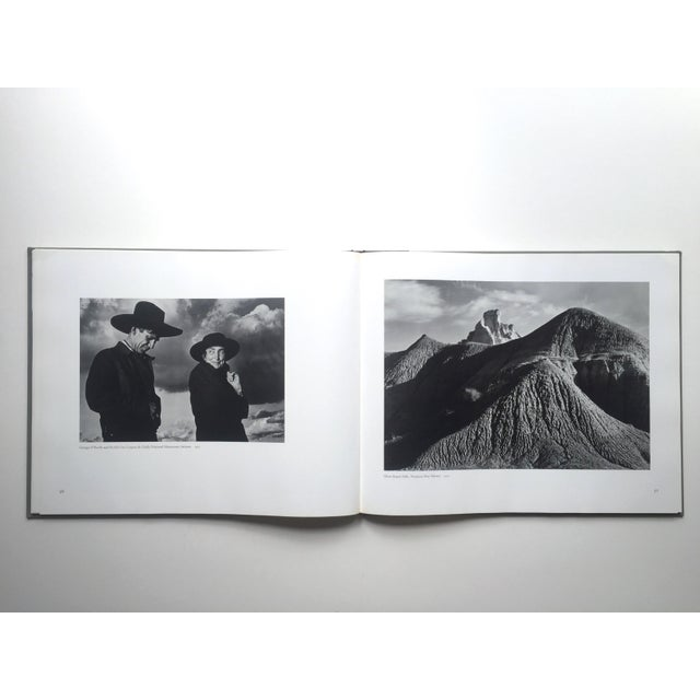 """"""" Ansel Adams Images """" Rare 1st Edition 1974 Oversized Monumental Slipcase Collector's Book For Sale In New York - Image 6 of 13"""