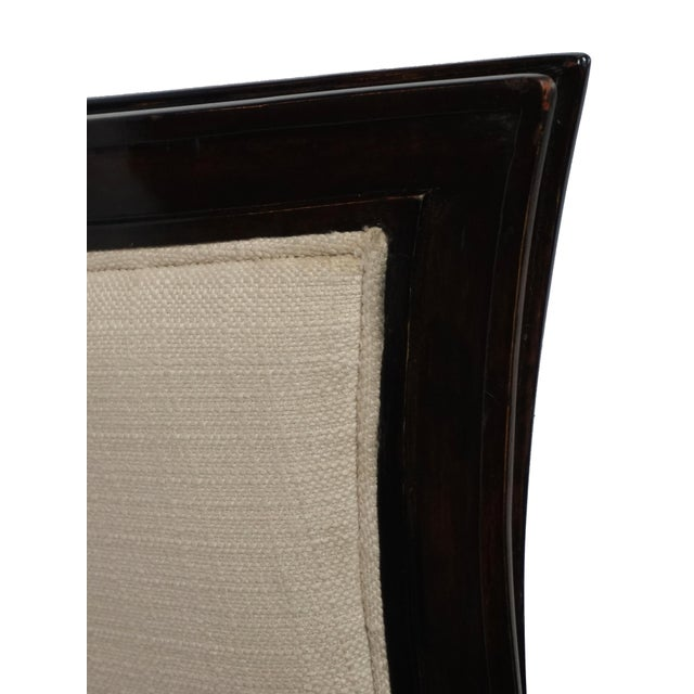White Sarreid Parisian Dining Side Chair For Sale - Image 8 of 9
