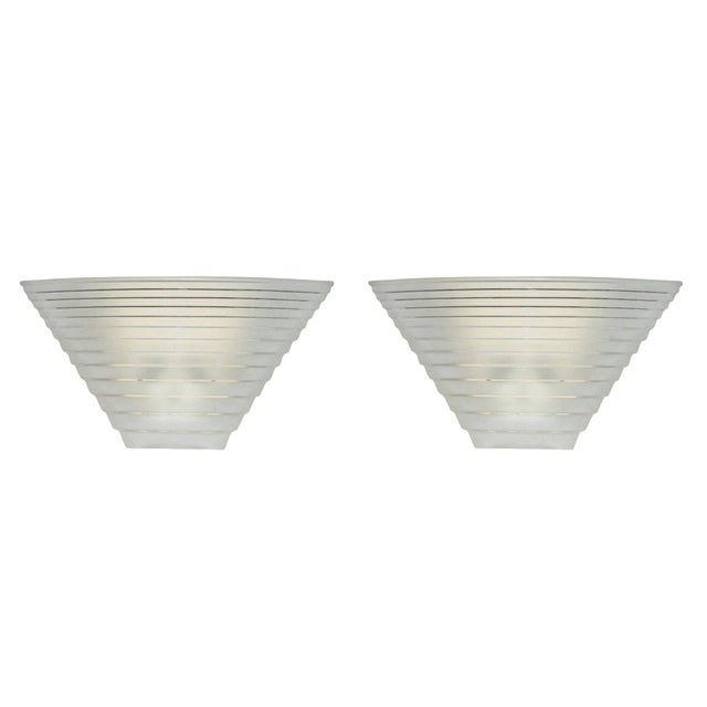 Pair of Pergamo 38 Sconces by Artemide For Sale