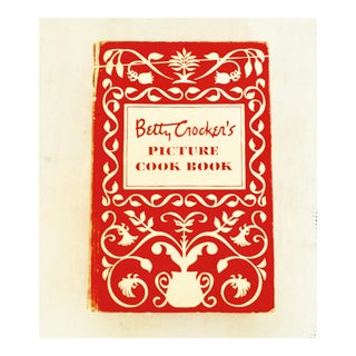 1950 Betty Crocker's Picture Cook Book For Sale