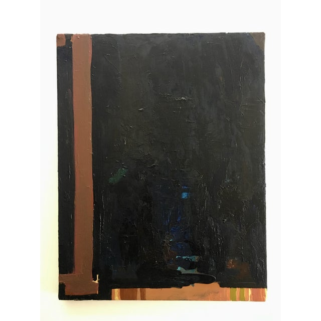 This is an early abstract work by Chicago-based visual artist Paul Rinaldi. His work exhibits at several galleries in...