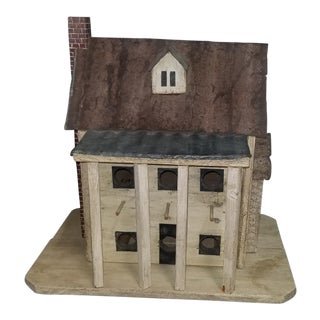 Folk Art Bird House For Sale