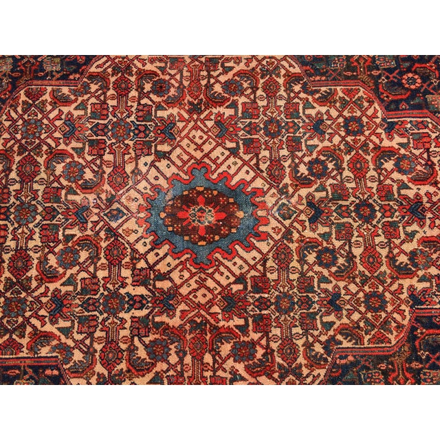 19th Fereghan / Saruk Palace Size Rug For Sale - Image 10 of 13