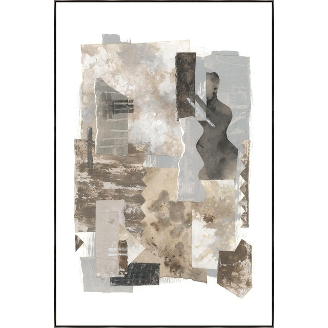 Kenneth Ludwig Print on Canvas, Harmonized I by Richard Ryder For Sale