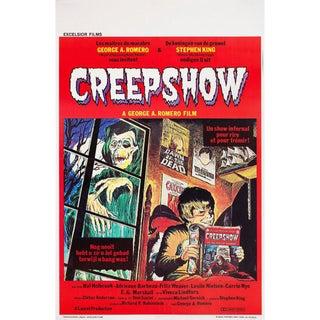 Creepshow 1982 Belgian Film Poster For Sale