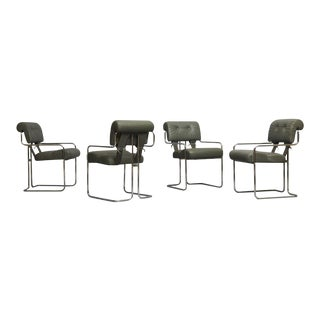 Tucroma Dining Chairs by Guido Faleschini - set of 4 For Sale