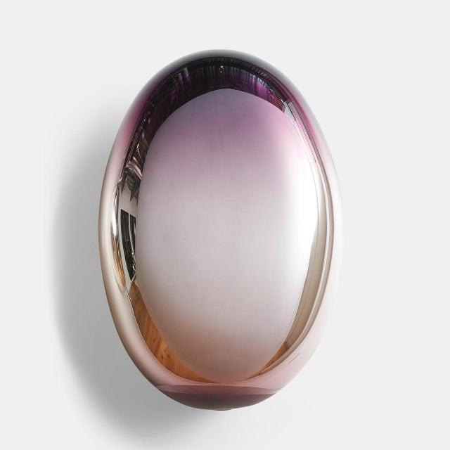 Mirror in Purple by Jeremy Maxwell Wintrebert - Image 5 of 5