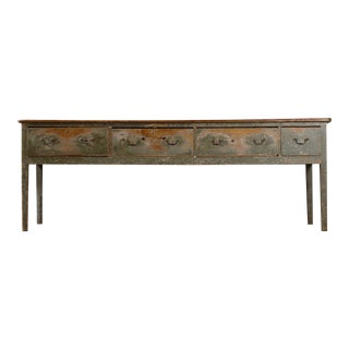 19th Century WelshDresser/Sideboard For Sale