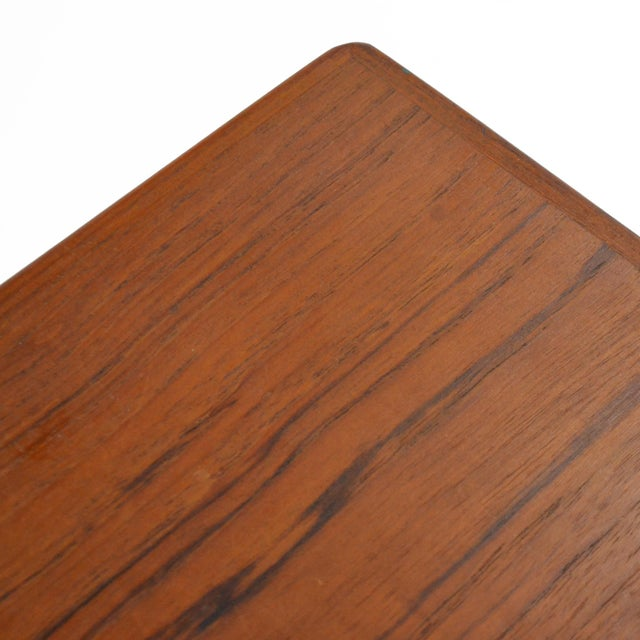 Danish Teak Extension Coffee Table For Sale - Image 10 of 13