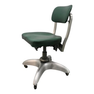 Machine-Age GoodForm Tanker Chair by General Fireproofing For Sale