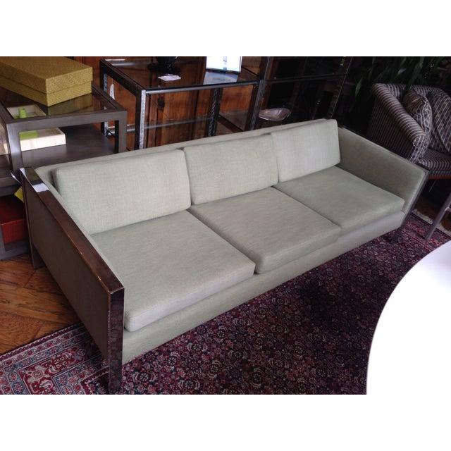 Mid-Century Milo Baughman Sofa - Image 2 of 11