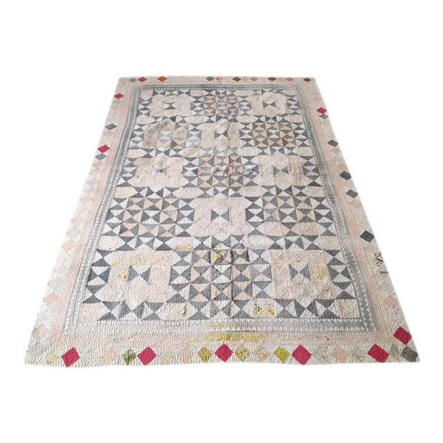 Vintage Handmade Ralli Quilt - Image 1 of 11