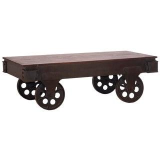 Rail Way Coffee Table