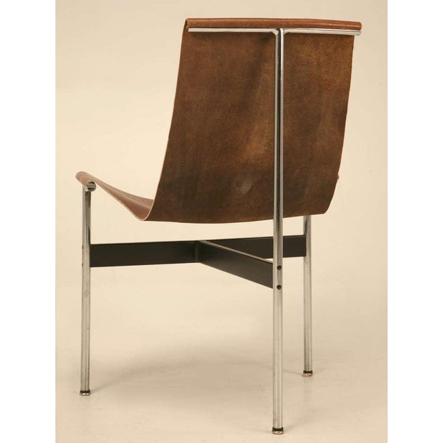 """Original Vintage """"T"""" Chair by Katavolos, Kelly & Littell for Laverne International - Image 11 of 11"""