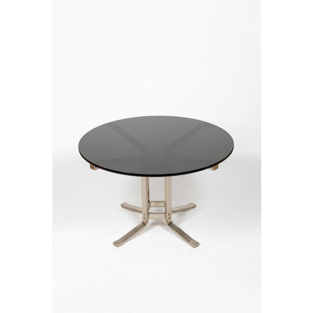 Round Table by Gianni Moscatelli For Sale - Image 9 of 9