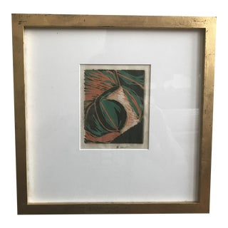 West Elm Unknown Artist Proof