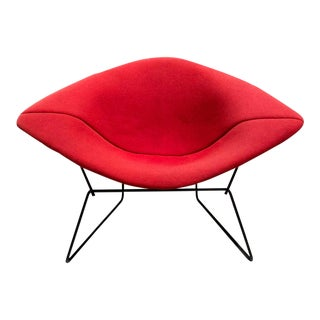Knoll Bertoia Large Diamond Chair For Sale
