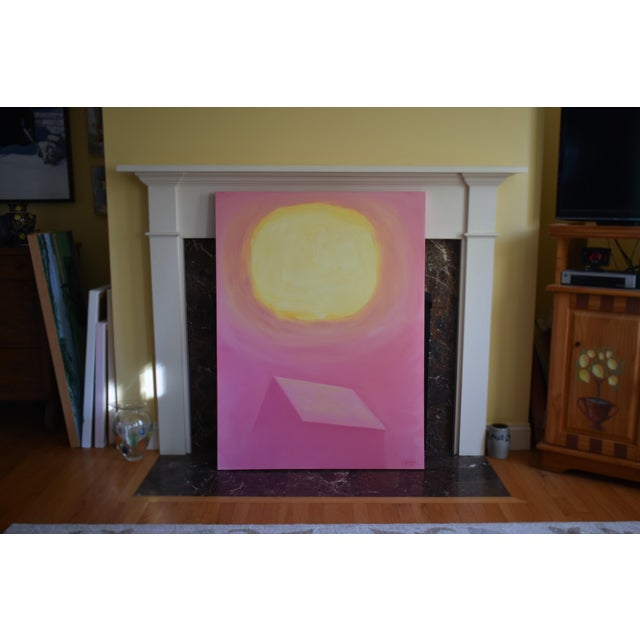 """Stephen Remick """"Good Morning, Sunshine"""" Contemporary Painting For Sale - Image 10 of 12"""