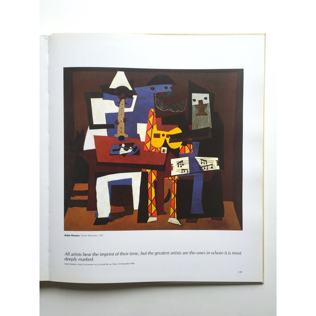 """Cubism """" Cubists & Cubism """" Rare Vintage 1982 1st Edtn Large Iconic Volume Collector's Modern Art Book For Sale - Image 3 of 13"""