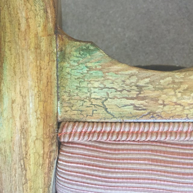 Green Madelaine Arm Chair - Image 6 of 7