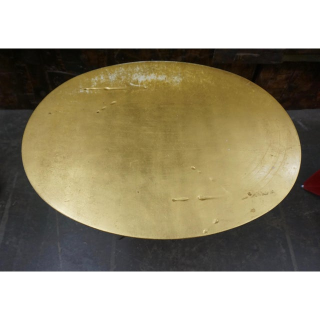 """Modern """"Traccia"""" Occasional Table by Meret Oppenheim For Sale - Image 3 of 8"""