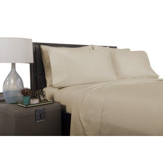 Florence Solid Pillowcases King - Pumice Preview