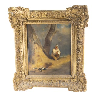 English Sporting Painting by William Collins For Sale