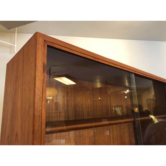 Borge Mogensen Danish Teak Cabinet / Display For Sale - Image 11 of 13