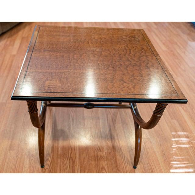 Mid-Century Modern 1960s Vintage Robsjohn-Gibbings Side Tables - a Pair For Sale - Image 3 of 11