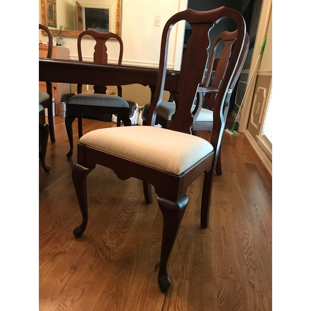 Pennsylvania House Pennsylvania House Solid Cherry Dining Room Set For Sale - Image 4 of 7