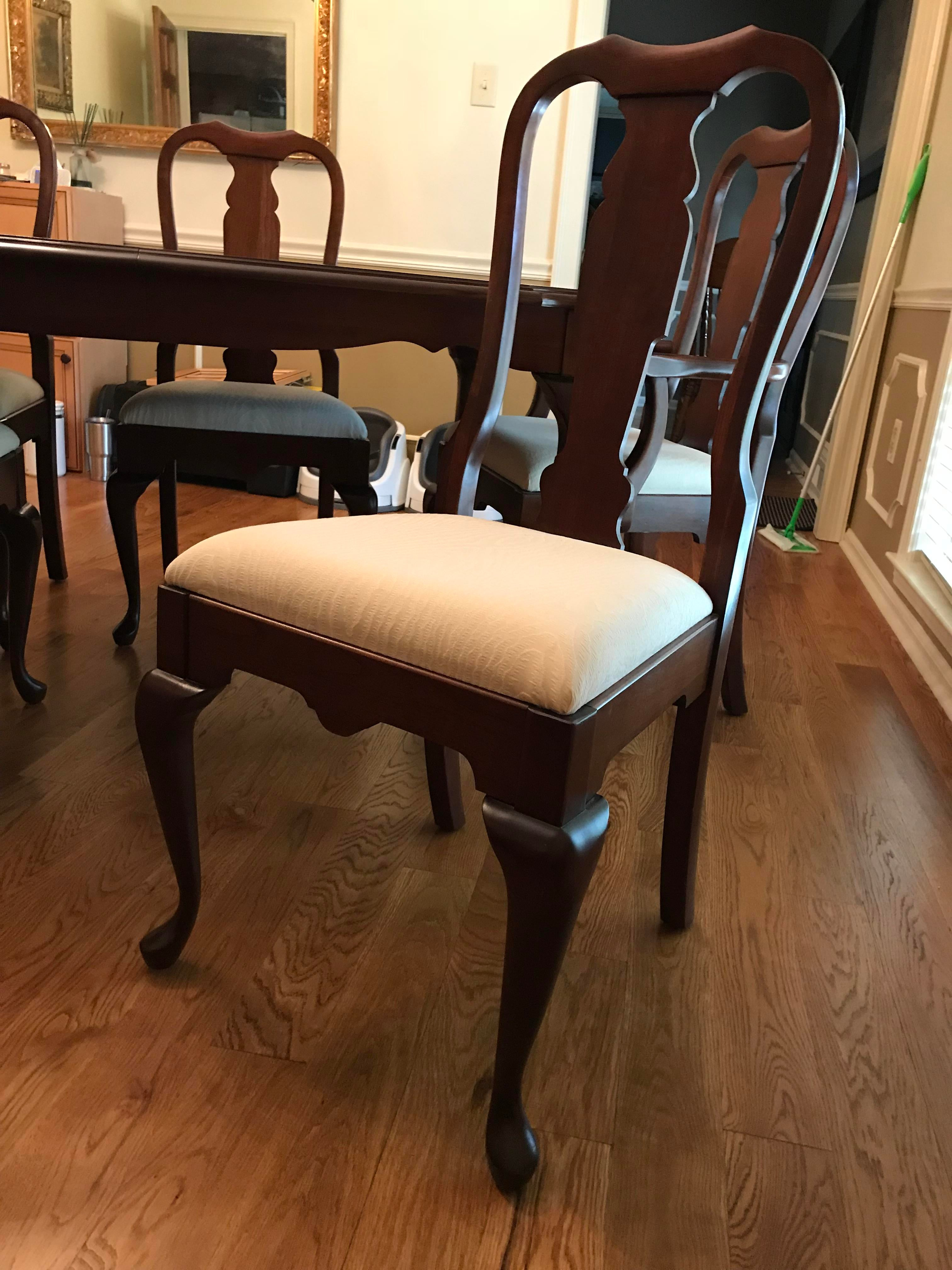 Pennsylvania House Solid Cherry Dining Room Set   Image 4 Of 7